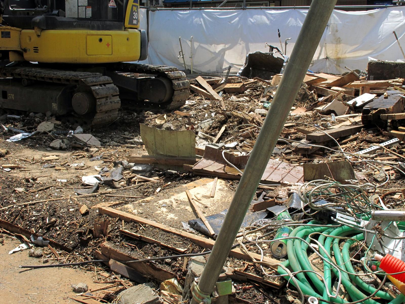 解体工事の業種追加はお済みでしょうか